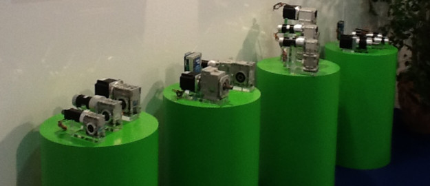 BLDC Gearmotors at SPS Italy